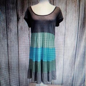 Boden Linen Knit Dress